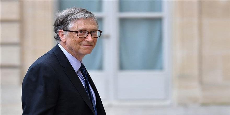 Bill Gates'ten corona virüs açıklaması