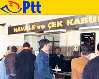 PTT çalışanlarını hayrete düşüren adres