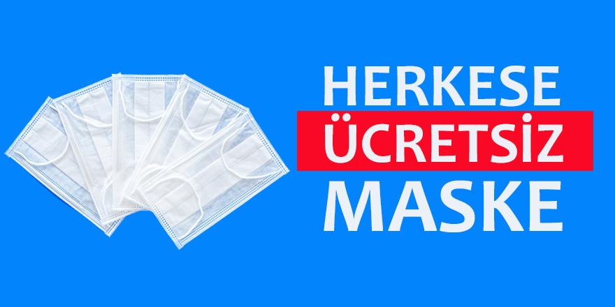 Epttavm Aracılığıyla Ücretsiz Maske Dağıtılacak