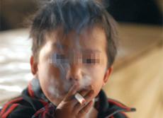 Çocuklar 'sigara' tehdidinde