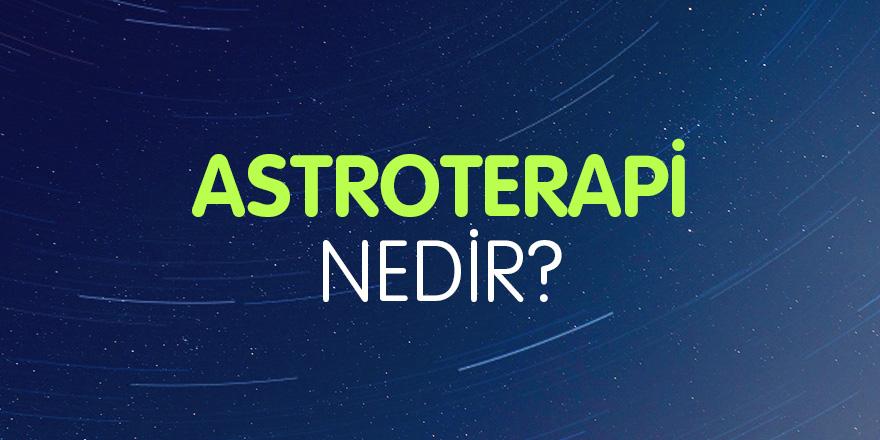 Astroterapi nedir?