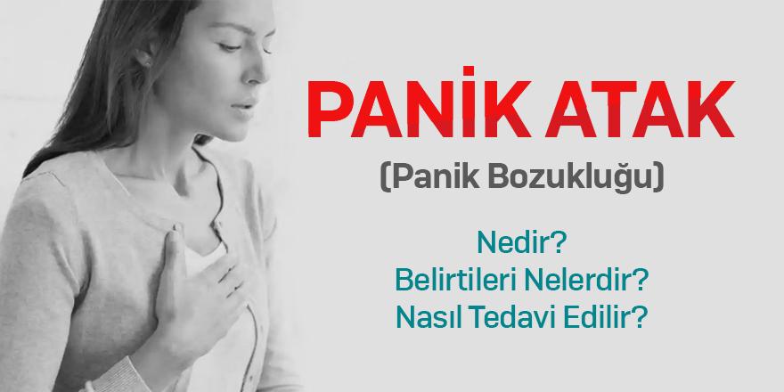 Panik Atak Nedir? Belirtileri Nelerdir? Nasıl Tedavi Edilir?