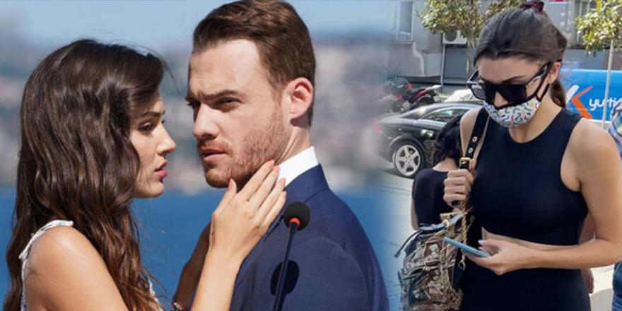 Hande Erçel'den 'aşk' açıklaması