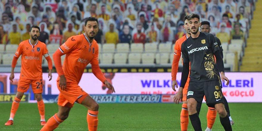 Yeni Malatyaspor - Başakşehir maç sonucu: 1-1
