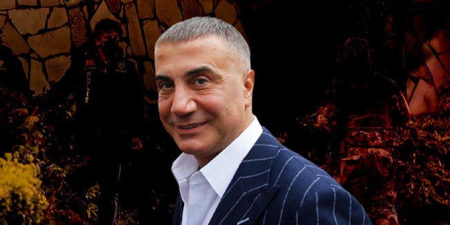 Sedat Peker'in yakalanması için İnterpol devrede