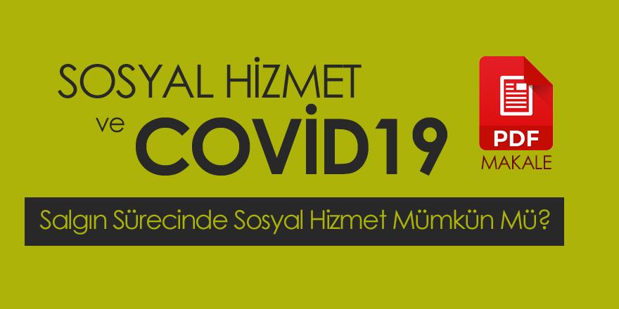 Sosyal Hizmet ve COVID-19
