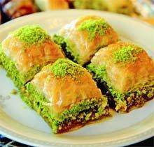 Türkiye'nin en iyi 10 tatlıcısı