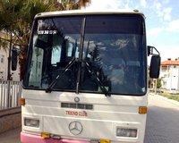 Otobüs şoförlerine psikolojik test