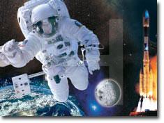 Astronotlara sanal terapist