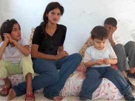Aç susuz bırakılan 4 kardeşin dramı