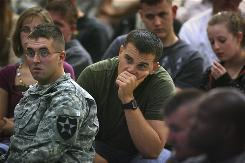 Post-traumatic stress is a war within for military and civilians