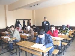 16 Mart 2013 Ehliyet Sınavı Giriş Yerleri