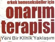 Homoseksüeller için Onarım Terapisi