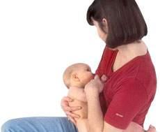 Gülen annenin sütü çocuğu da güldürüyor