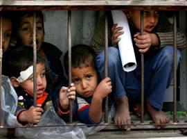 Savaş en çok çocukları vuruyor