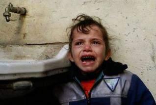 Gazze çocuklarının trajedisi