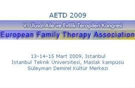 5. Ulusal Aile ve Evlilik Terapileri Kongresi