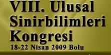 8. Ulusal Sinir Bilimleri Kongresi