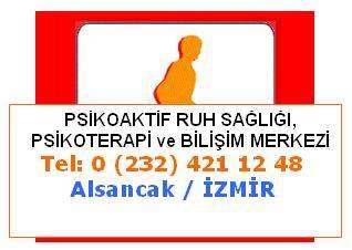 PSİKOAKTİF PSİKOTERAPİ MERKEZİ Alsancak / İzmir