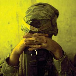 Soldiers Stress: What Doctors Get Wrong about PTSD