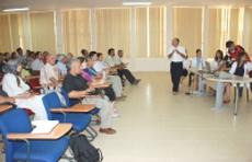 Ruh Sağlı Hastanesi'nde Hasta Yakınlarına Konferans