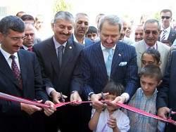 Devlet Bakanı çağlayan Muşta Rehabilitasyon Merkezini Açtı