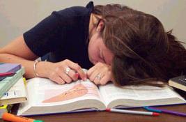 Uykusuz kişinin beyni durabilir!