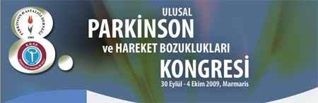 8. Ulusal Parkinson ve Hareket Bozuklukları Kongresi