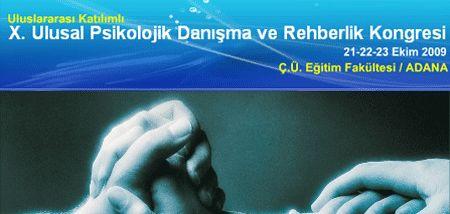 10. Psikolojik Danışmanlık ve Rehberlik Kongresi
