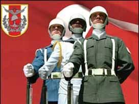 Kara Kuvvetleri Uzman Erbaş Alımları