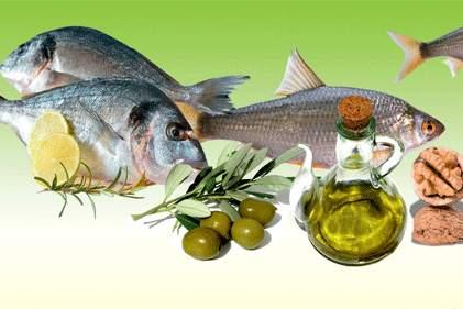 Depresyon ve inme riskine karşı Akdeniz diyeti ve balık