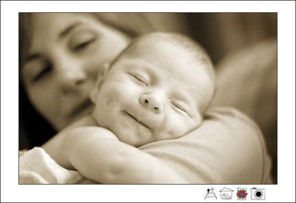 Sevgisizlik de bebeği ağlatıyor