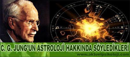 Jungun Astroloji Hakkındaki Düşünceleri