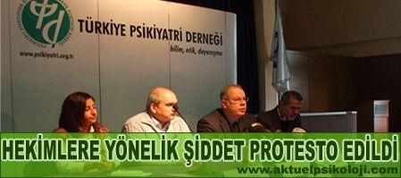 TPD Hekime Yönelik Şiddeti Protesto Etti