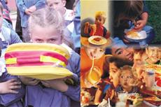 Çocuğun okul başarısı için beslenme çok önemli