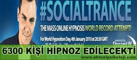 Online Hipnoz Girişimi Durduruldu