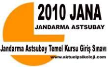2010 JANA Başvuru Kılavuzu