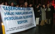 Psikologlar 17 Nisanda Ankarada Eylem Yapacak
