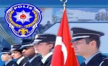 Polis Koleji Giriş Sınavına Katılmaya Hak Kazanan Adaylar