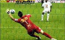 Kırmızı Forma Penaltı Kullananı Ürkütüyor