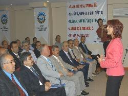 Kayseri'de Oda Başkanlarına Davranış Dersi Verildi