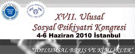 XVII. Ulusal Sosyal Psikiyatri Kongresi