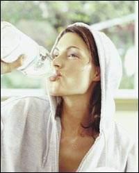 Su İçmeyen Aptal Oluyor!