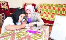 Esra Erdoğan Özel Eğitim Öğretmeni Oldu