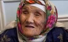 130. yaş gününü kutladı