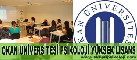 Okan Üniversitesi Klinik Psikoloji Yüksek Lisans Programı