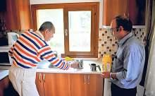 Şizofreni hastaları için uyum evleri