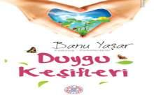 Psikolog Banu Yaşar'ın Duygu Keşifleri kitabı çıktı