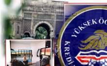 Yurtkur ve Öğrenim Kredisi Başvuru Sayfası 2012