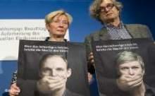 Almanyada Cinsel İstismara Karşı Kampanya
